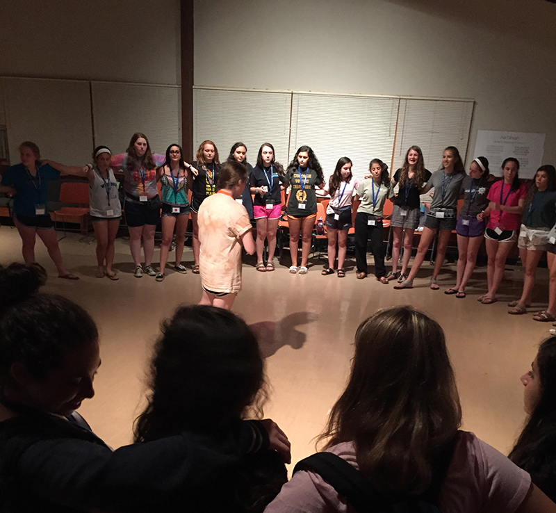 Teen Program Social Work and Wellness Support Specialist