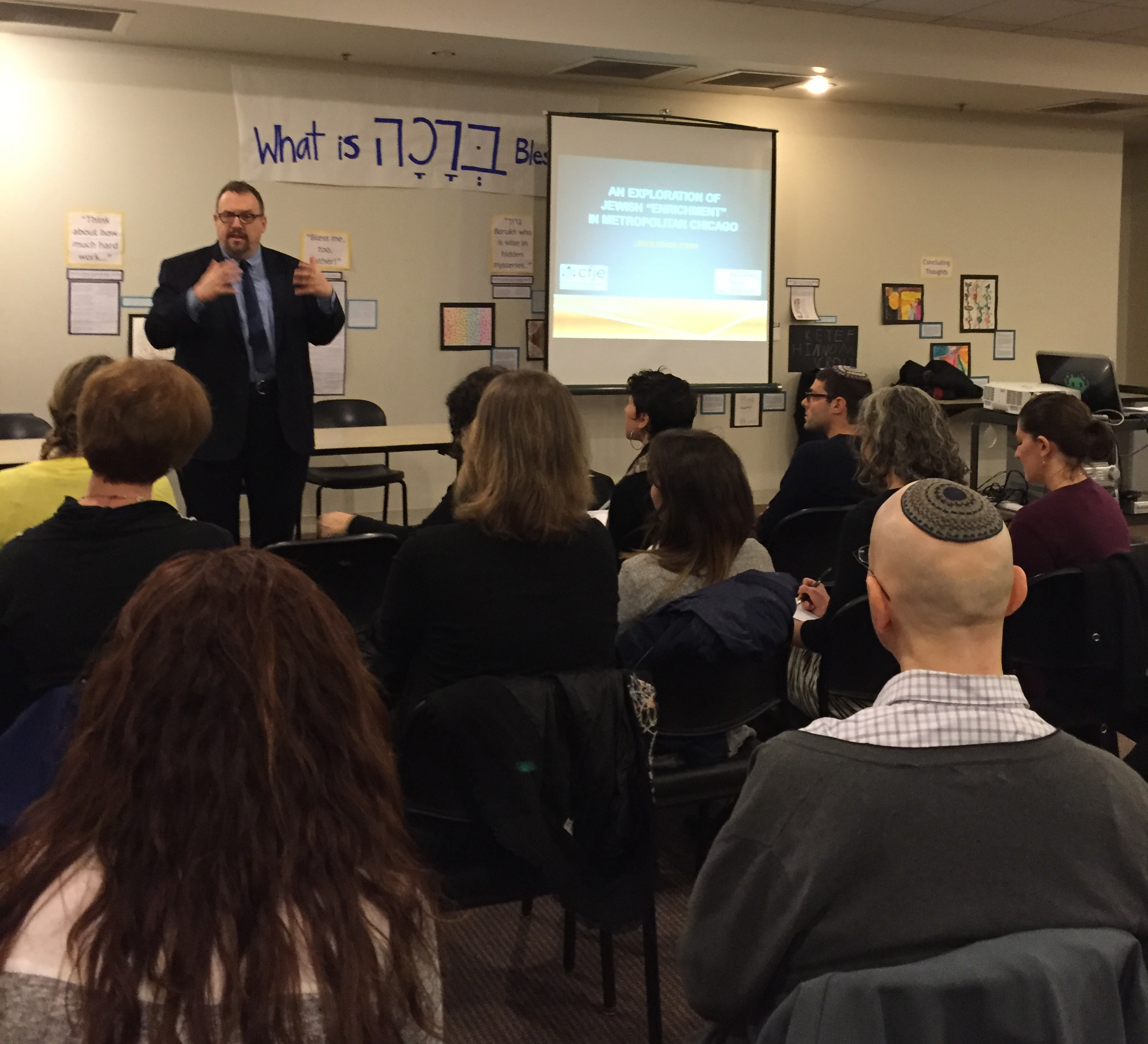Community Foundation for Jewish Education (CFJE)