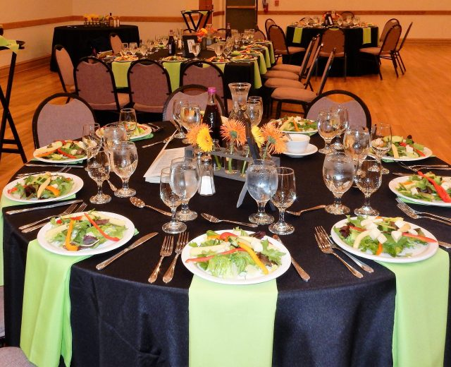 Private Dinner and Luncheon Event