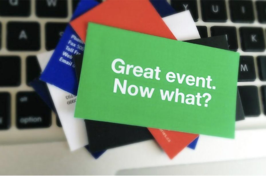 Top Social Media Tips for an Effective Event Follow-Up